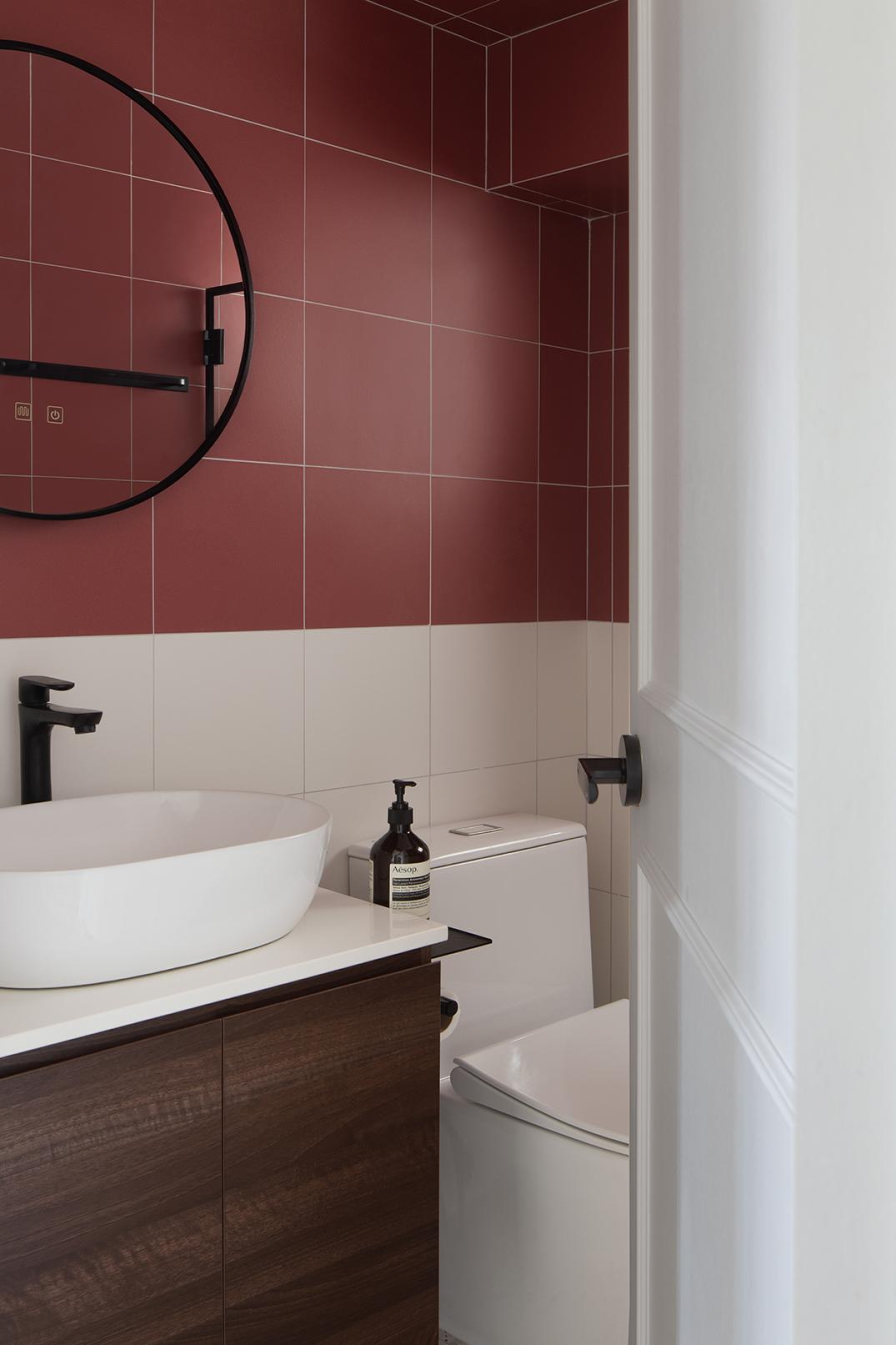 Ascend Design Interior Boon Tiong Rd bathroom