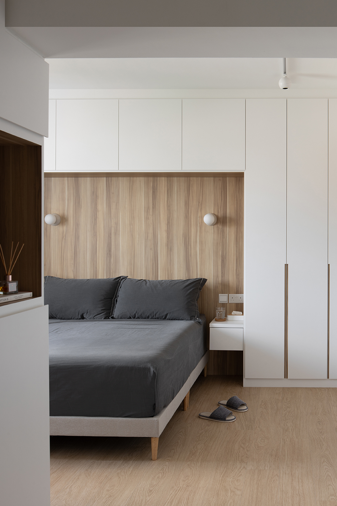 Ascend Design Interior Boon Tiong Rd bedroom