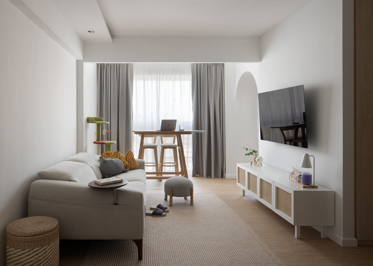 Ascend Design Interior Boon Tiong Rd living