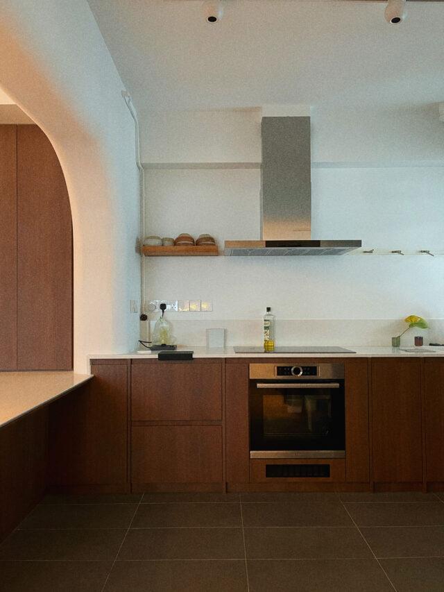Ascend Design Northshore Drive kitchen