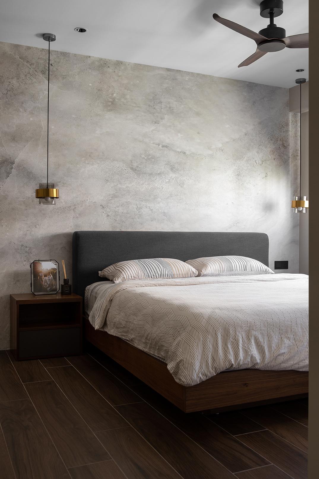Ascend Design Tampines Greenverge bedroom