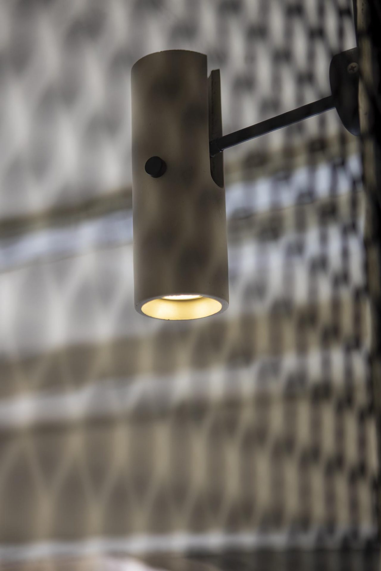 Serangoon Ave 2 entrance light
