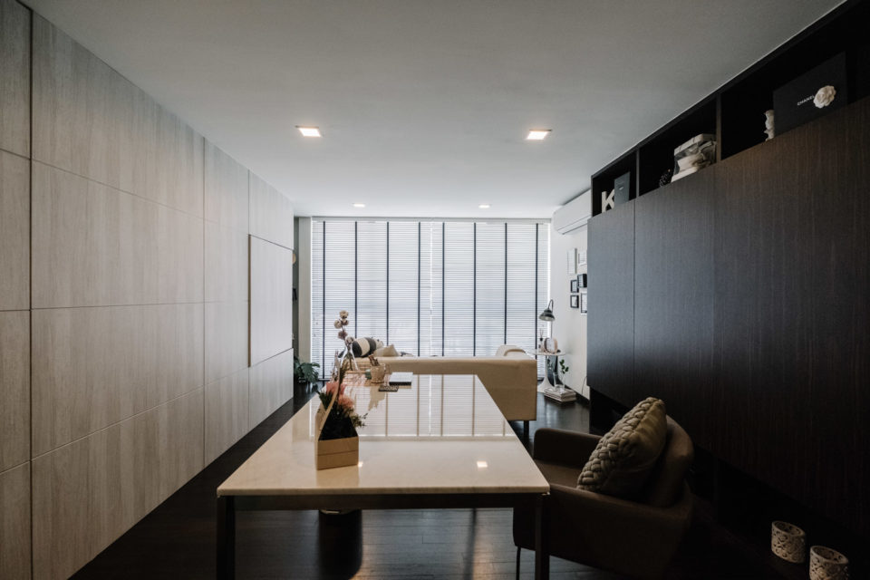Tai Hwan Crescent study – bedroom 3