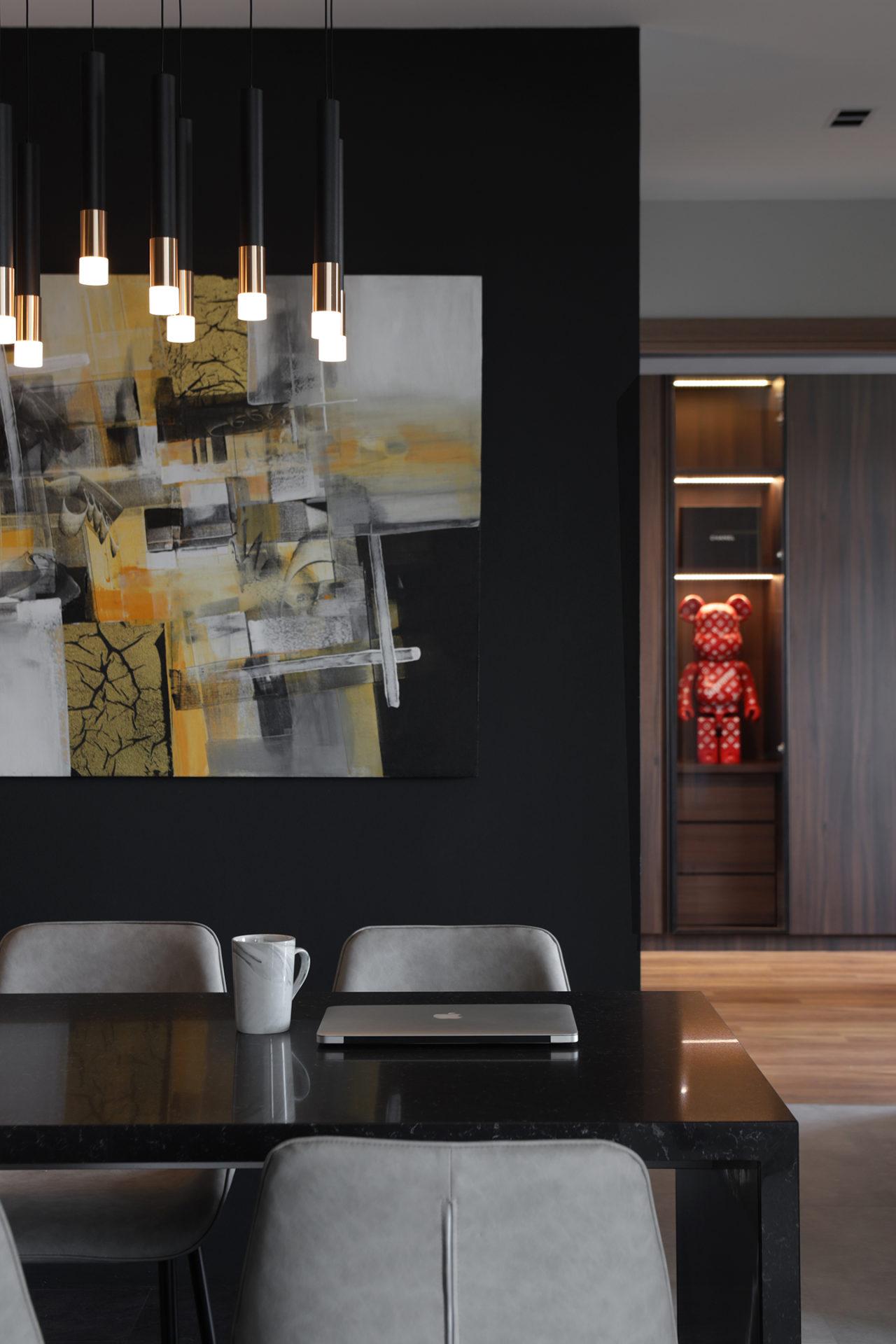ascend design Canberra Road dining details 2