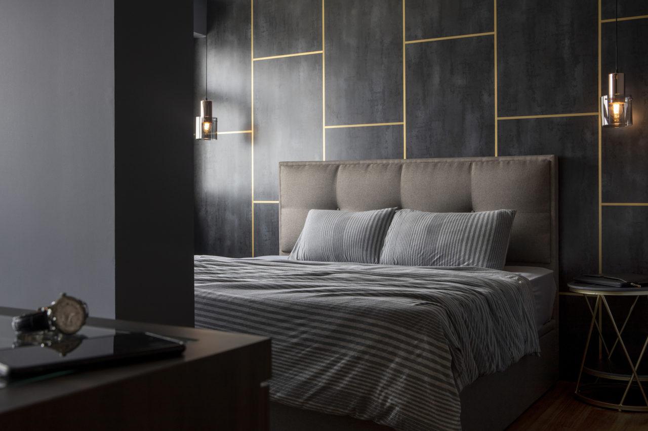 ascend design Canberra Road master bedroom