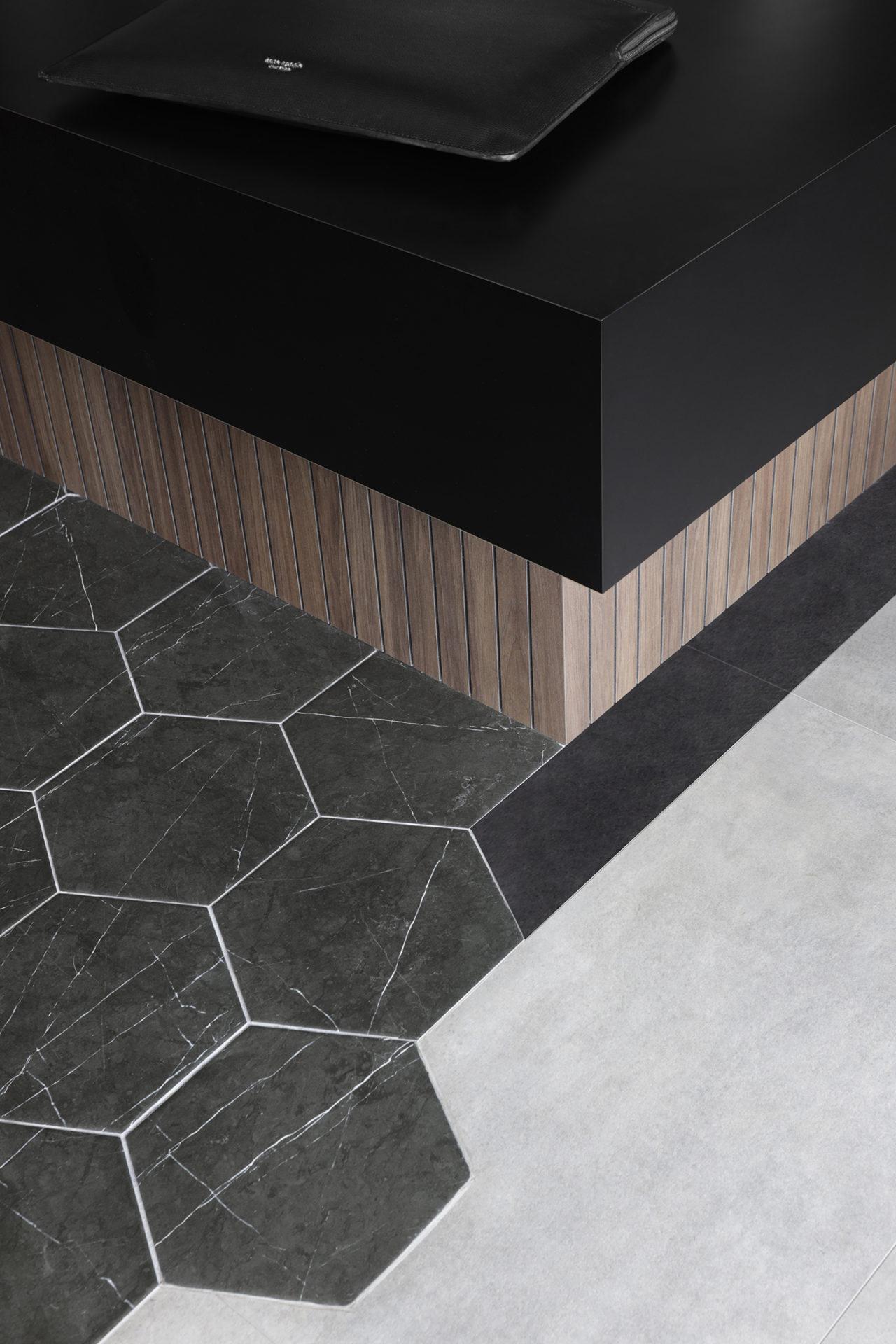 ascend design Canberra Road tiling