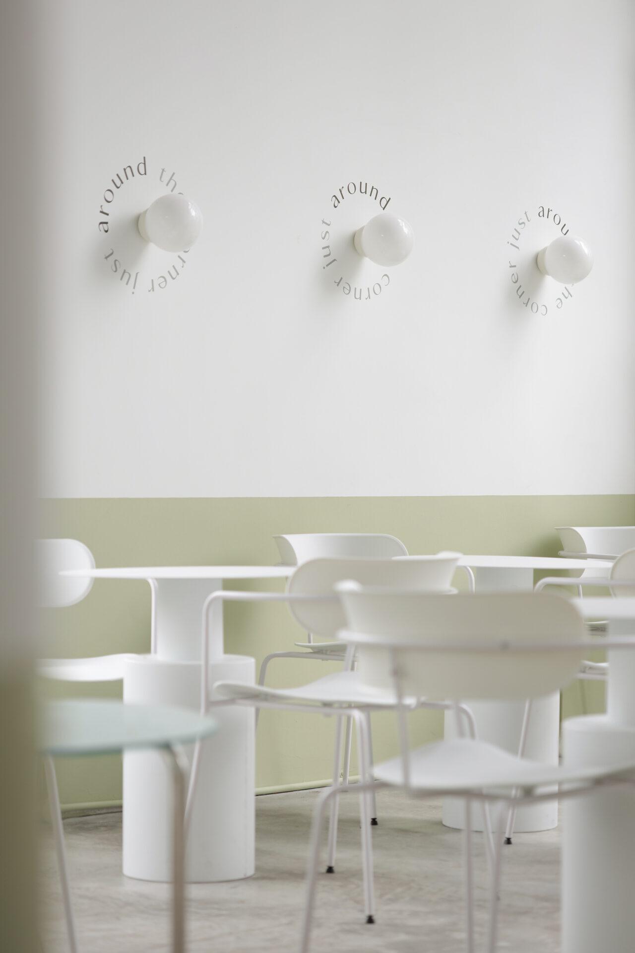 ascend design ice cream waffles cafe interior 2